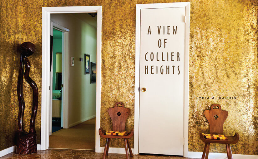 Cover, A View of Collier Heights.