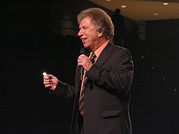 Bill Gaither in Tallahassee, Florida. 2006. Photo by Judy Baxter. Courtesy of Judy Baxter.