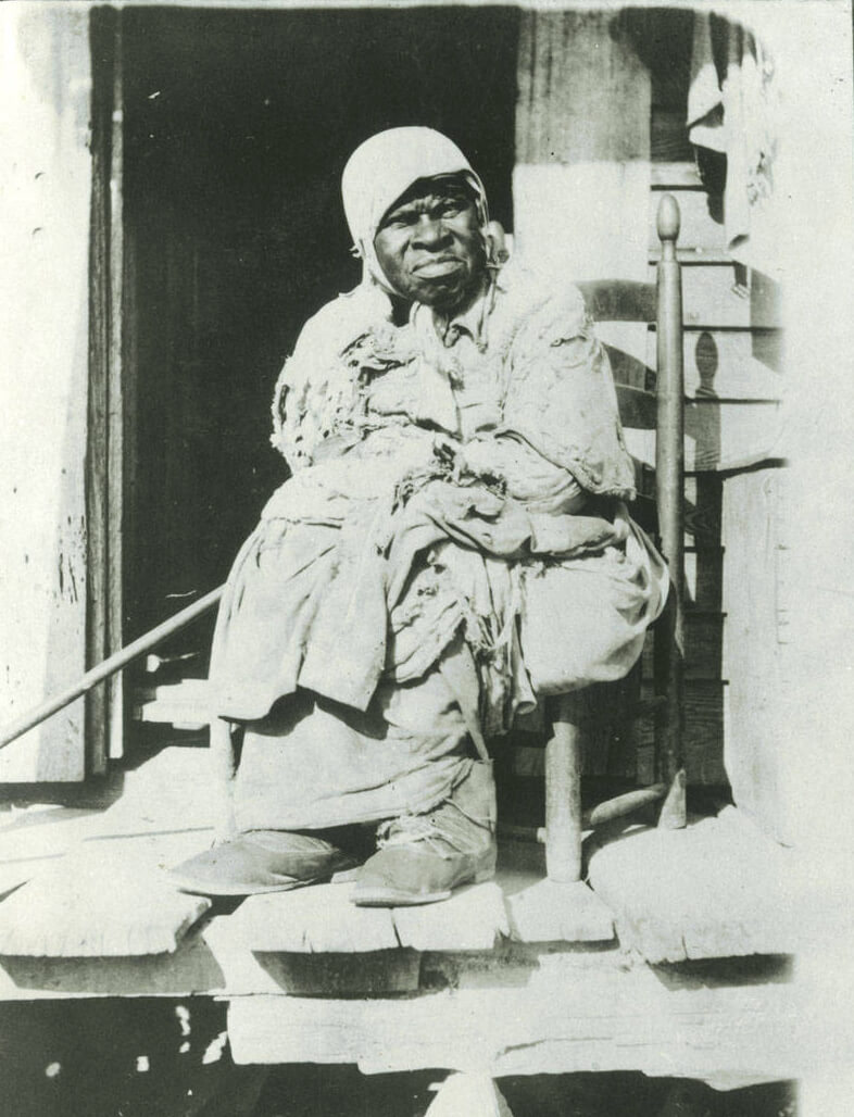 Former slave of Eng Bunker, ca. 1890–1890. Photograph by unknown creator. Courtesy of the Southern Historical Collection, Louis Round Wilson Special Collections Library, University of North Carolina at Chapel Hill.
