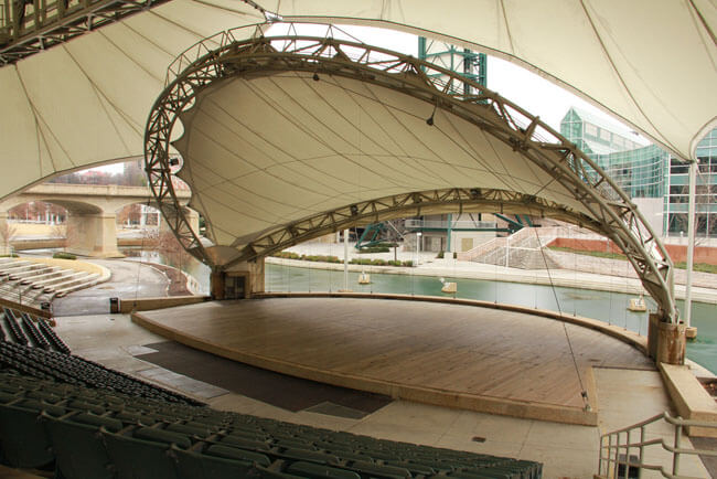 Thomas Gaines, World's Fair Amphitheater, Knoxville, Tennessee, 2010.