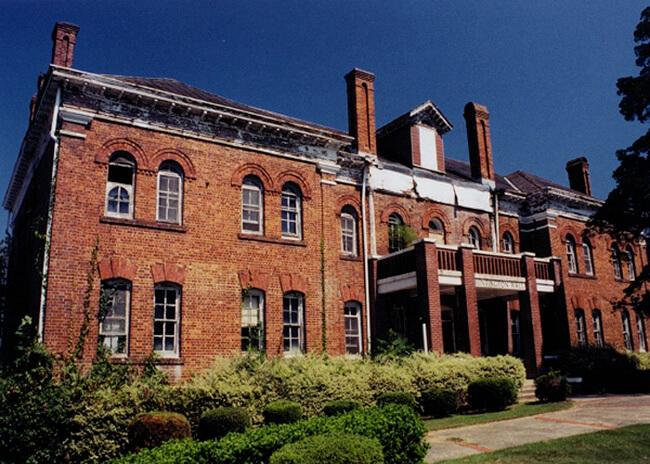 Dagmar Nelson, Tuskegee University, Tuskegee, Alabama, 2003.