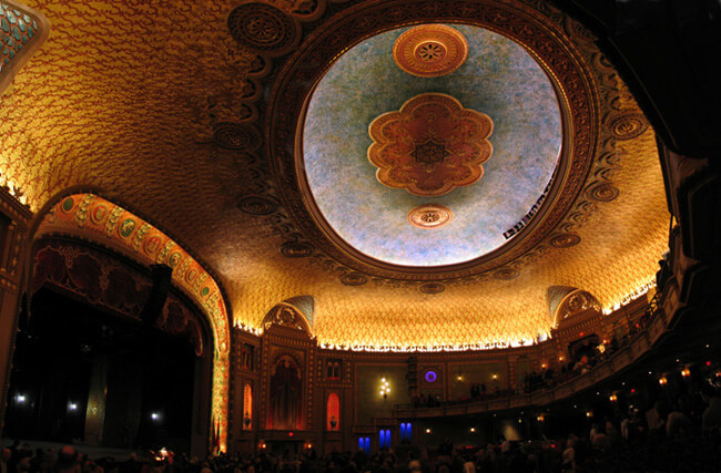 Richard Brooks, Tennessee Theatre, Knoxville, Tennessee, 2005.