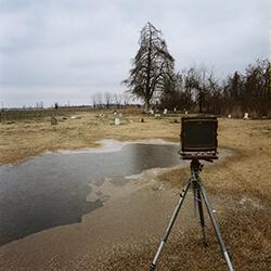 Tom Rankin, Delta Winter, Bolivar County, Mississippi, 2010.