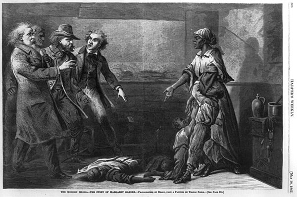 Modern Medea—The Story of Margaret Garner, 1867. Painting by Thomas Noble. Courtesy of the Library of Congress, Prints and Photographs Division, LC-USZ62-84545.