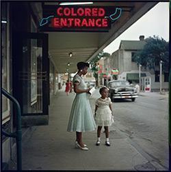 Department Store, Mobile, Alabama, 1956. Photograph 37.011 by Gordon Parks. Courtesy of and copyright by The Gordon Parks Foundation.