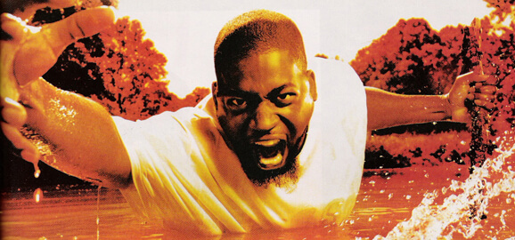 Detail from album cover for MTA2: Baptised in Dirty Water by David Banner. (UMVD Labels, 2003).