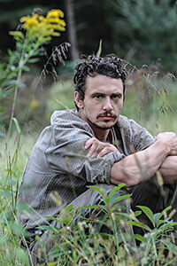 James Franco as Darl Bundren, 2013. Photograph by Alissa Whelan. © RabbitBandini Productions.