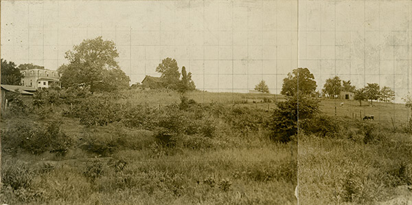 Southeast side of Leggett's Hill, June 24, 1929, Atlanta Journal-Constitution. Photograph by Walter Sparks.