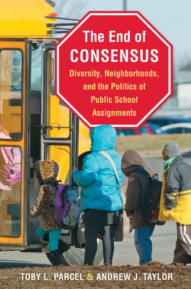 Cover, The End of Consensus
