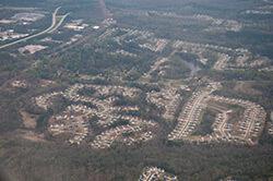 Suburbanizing Atlanta, Georgia, March 31, 2009. Photograph by Maik. Courtesy of Maik, CC BY-ND.