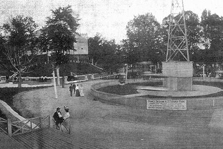 Circle Swing, ca. 1910