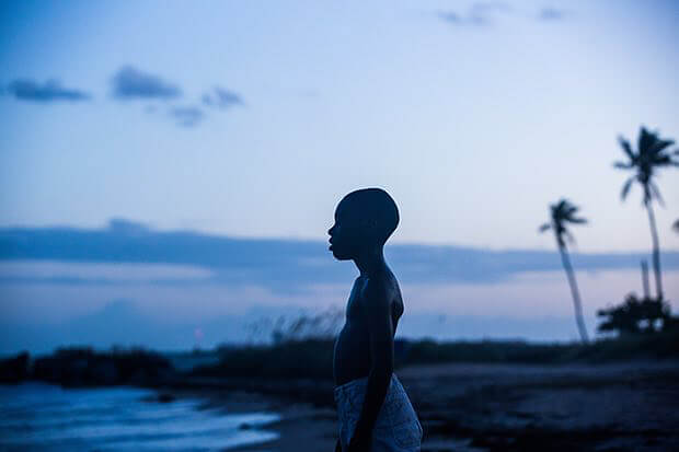 Still from Moonlight. © A24, 2016.