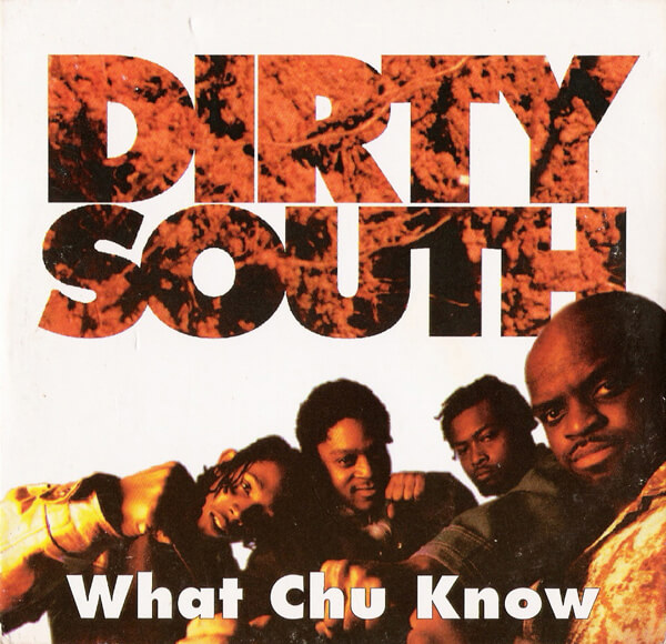 "Cover of the CD single for the 1996 song ""Dirty South"" by Atlanta-based group The Goodie Mob, Matt Miller's ""Dirty Decade: Rap Music and the US South, 1997-2007,"" June 10, 2008. Cover courtesy of Southern Spaces."