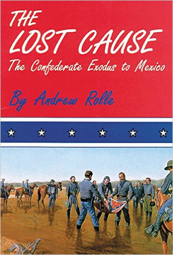 Cover of The Lost Cause.