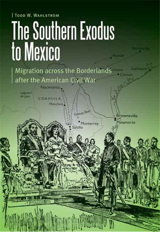 Cover of The Southern Exodus to Mexico.