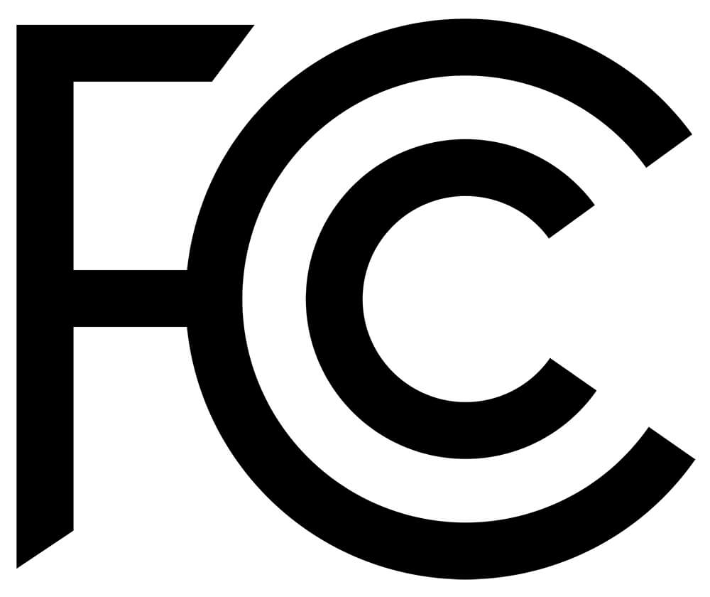 Logo for the US Federal Communications Commission. Courtesy of Wikimedia Commons.