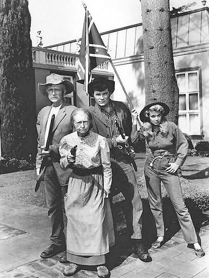 Promotional still from The Beverly Hillbillies. Courtesy of Flickr user Northridge Alumni Bear Facts. Creative Commons license CC BY-ND 2.0.