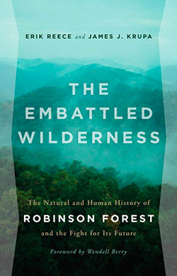 Cover of The Embattled Wilderness