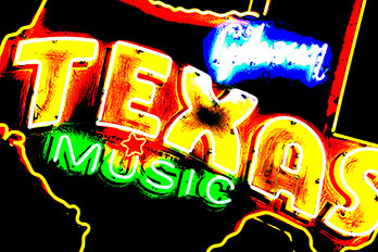 Texas Music, 2007. Photograph by Steve Hopson. Creative Commons License CC-BY-SA 2.5.