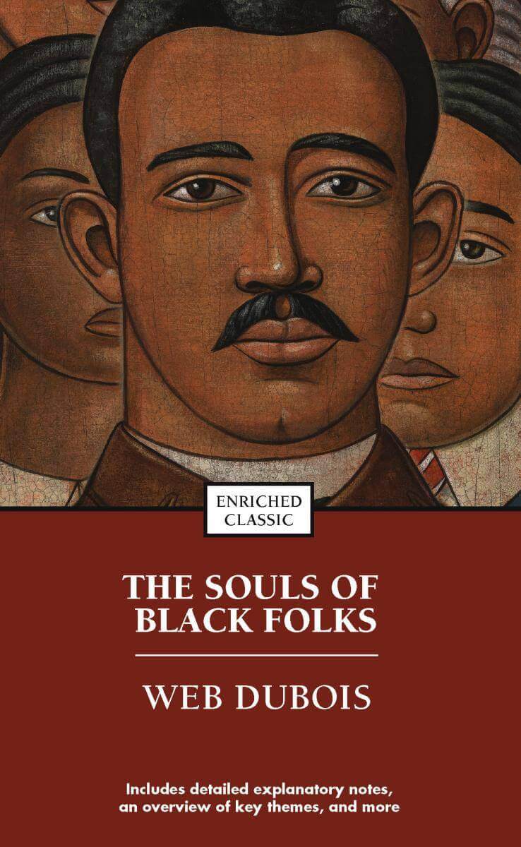 Cover of Du Bois's The Souls of Black Folks.