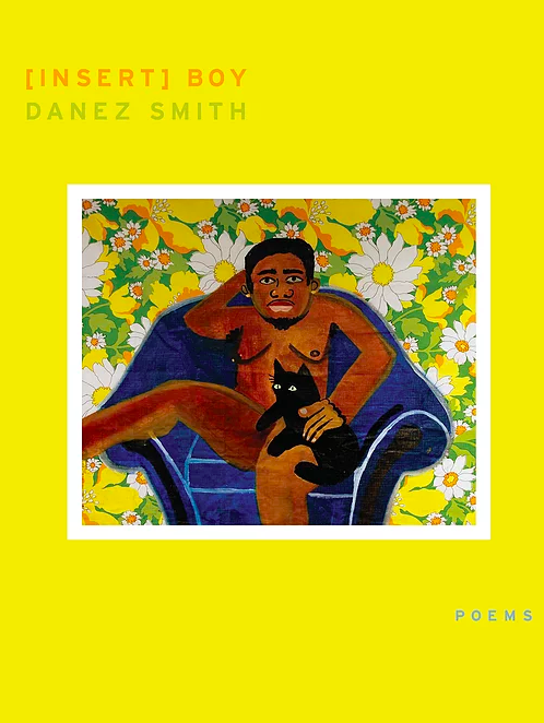Book cover of [Insert] Boy by Danez Smith.