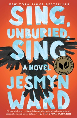 Link to press page for the book Sing, Unburied, Sing.